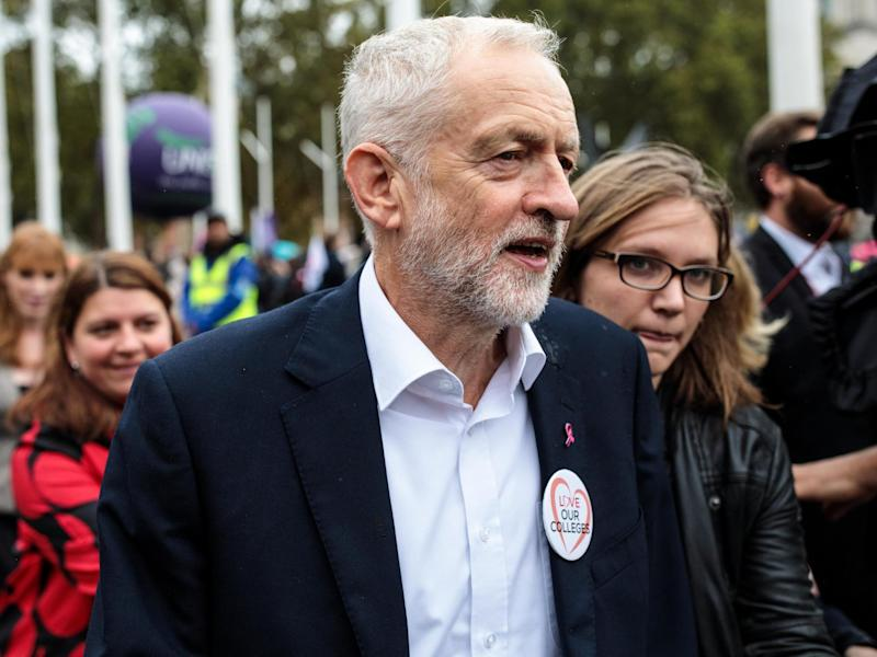 Having agreed on the principle of giving the public a final say on any Brexit deal, Labour should now go further and begin making the case for it: Getty