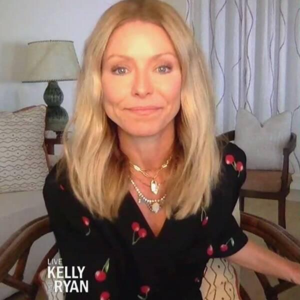 "Kelly Ripa Has the Perfect Clapback After Fan Complains About ""Lack of Personal Grooming"""