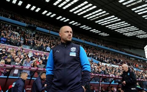 West Brom interim manager James Shan - Credit: getty images