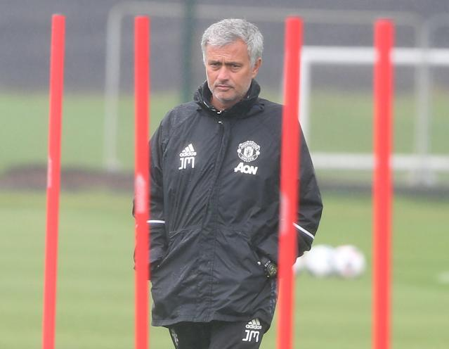 Jose Mourinho has struck fear into the Manchester United squad.