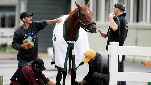 Triple Crown: Odds of Strike at Belmont Stakes Set at 4-1