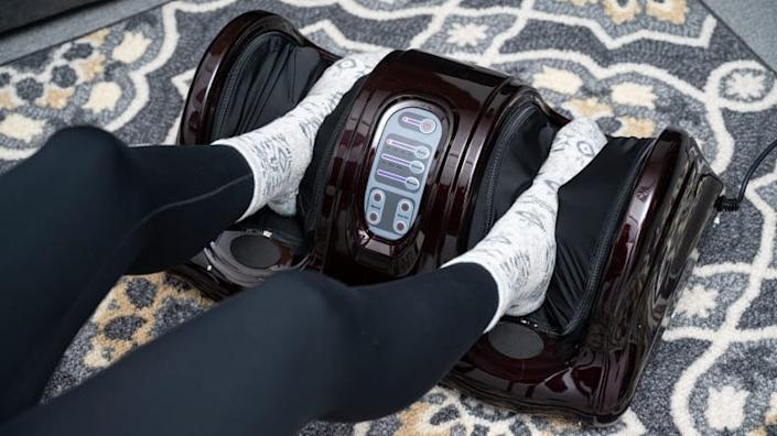 Best affordable gifts that look expensive: Best Choice Products Therapeutic Foot Massager
