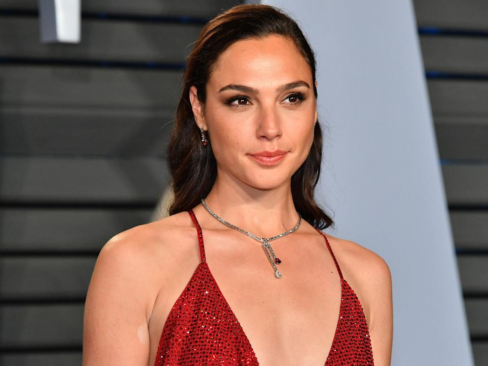File image: Gal Gadot attends the 2018 Vanity Fair Oscar Party (Getty Images)