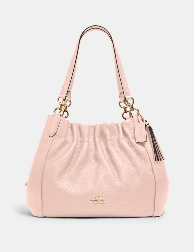 Maya Shoulder Bag. Image via Coach Outlet.
