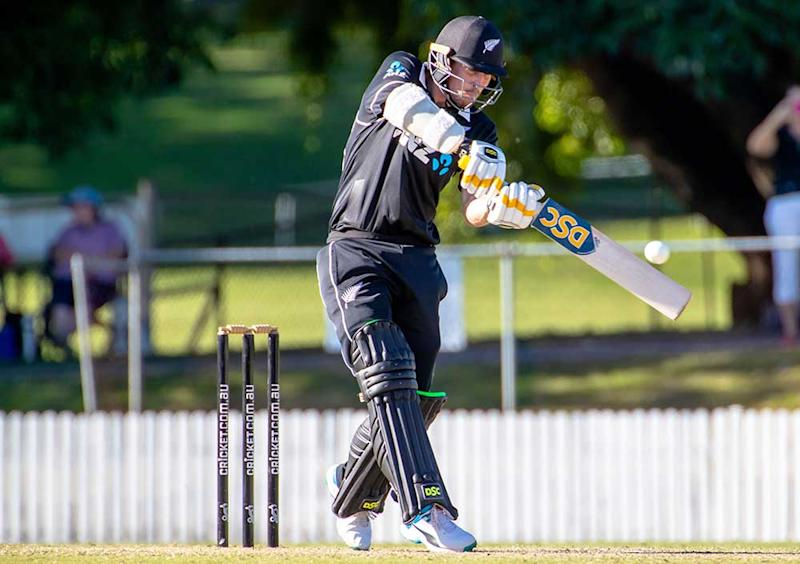 New Zealand A Beat India A by 29 Runs in Second Unofficial One-day Match