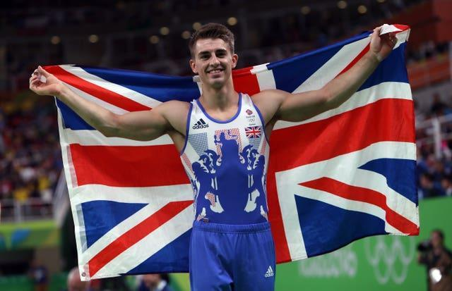 Max Whitlock collected Britain's first ever Olympic gymnastics gold five years ago (David Davies/PA)