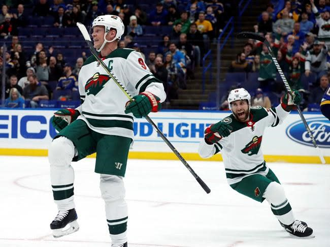 Wild captain Koivu's long run comes to an end in Minnesota