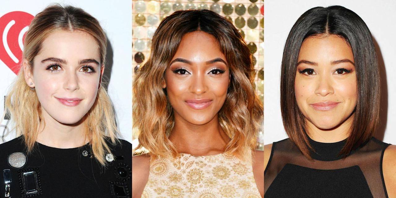 <p>From subtle transitions to high-contrasting colors, there are endless ways to wear ombré<span> hair. </span>Ciara, Gina Rodriguez, Suki Waterhouse, and more are all part of the gradated group. Major ombré<span></span> hair inspo ahead!</p>
