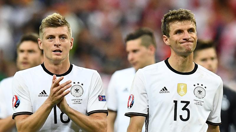 'Low will not look backwards' - Kroos says Muller's Germany career a thing of the past
