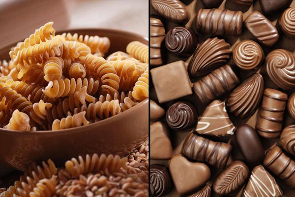 Image result for Pasta Chocolate Diet