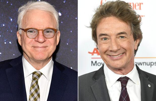 Martin Short-Steve Martin Comedy Gets Straight-to-Series Order by Hulu
