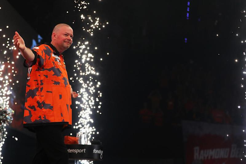 Van Barneveld is set to retire after the World Championships (Getty Images)