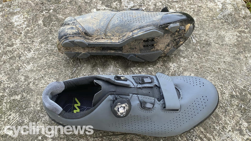 Giant Charge Elite XC shoes review