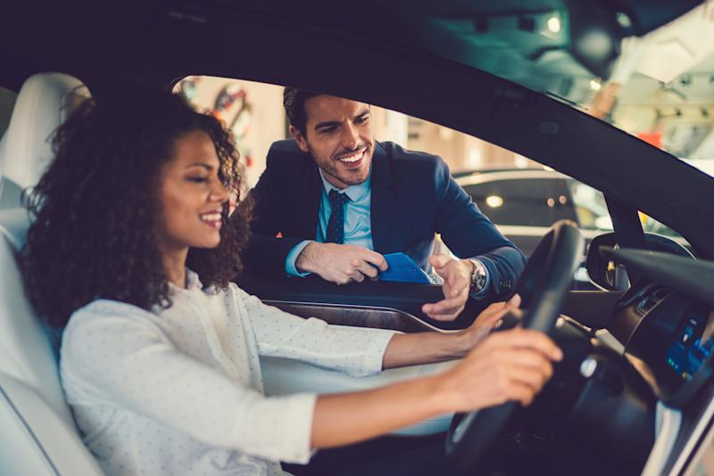 A woman has shared a sexist encounter at a car dealership. Photo: Getty Images