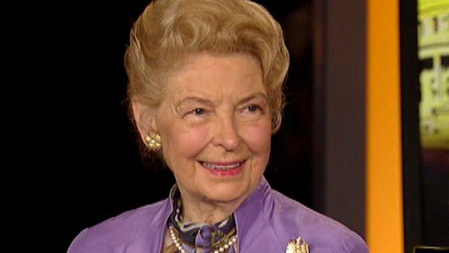 Phyllis Schlafly on Obama's treatment of religion