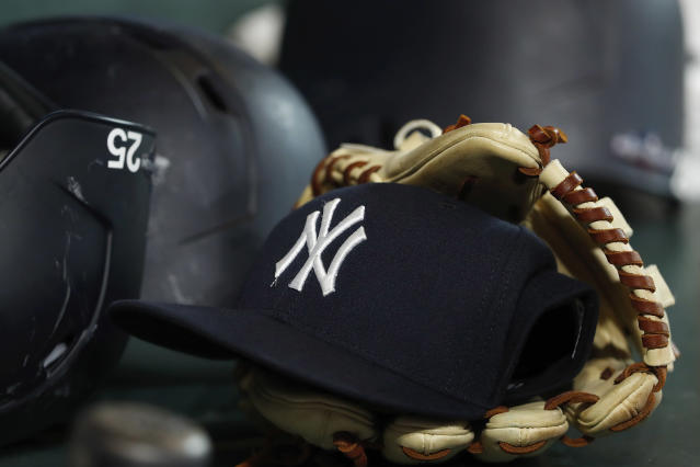"""The <a class=""""link rapid-noclick-resp"""" href=""""/mlb/teams/ny-yankees/"""" data-ylk=""""slk:Yankees"""">Yankees</a> announced the death of scout Kelly Rodman. (Photo by Tim Warner/Getty Images)"""