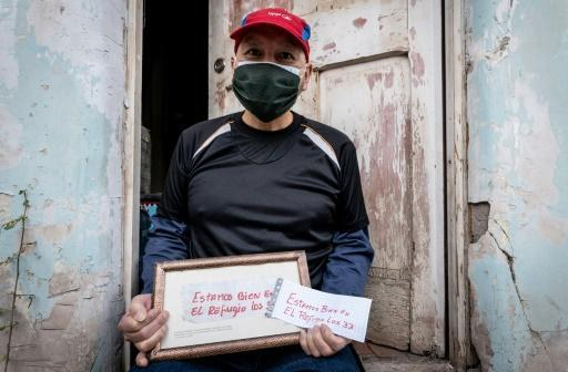 Jose Ojeda, now 57, was the miner who wrote the first message alerting the world that he and 32 others were still alive underground in 2010