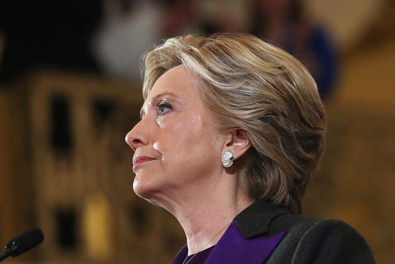 Hillary Clinton just made a much-needed statement about the Women's Marches
