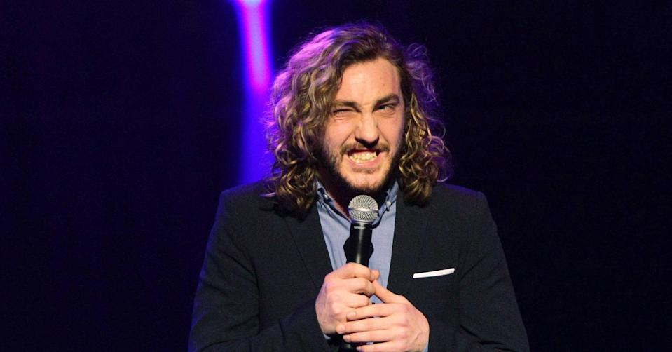 Comedian Seann Walsh (PA Images).