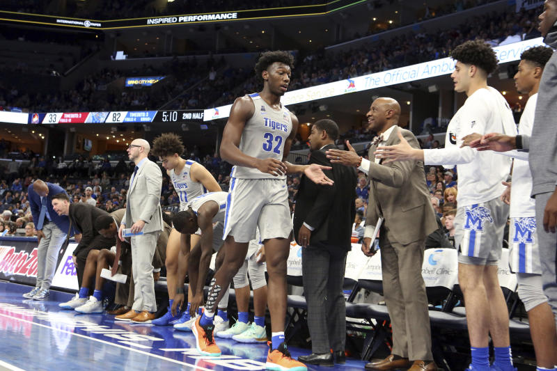 Wiseman gets restraining order to play; Memphis wins