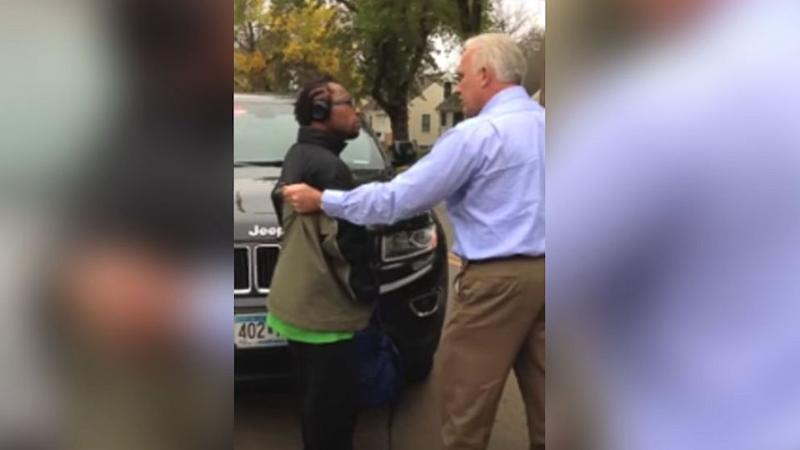 Minnesota Man's Arrest After Walking in Street Sparks Concern From Rights Groups