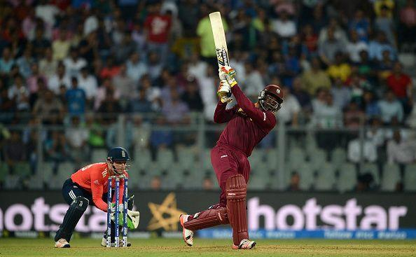 Gayle made a comeback to the Windies squad for the WC qualifiers