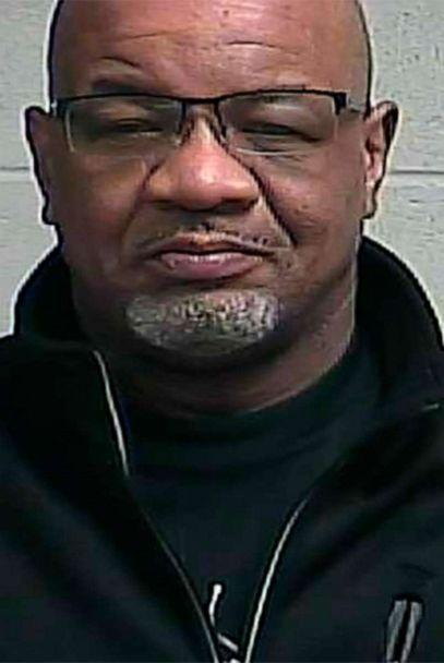 PHOTO: A booking of William Bynum Jr. is seen here. (Clinton Police Department via AP)