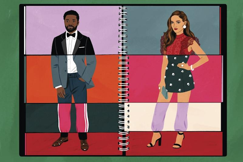 Emmys Art for Fashion Article