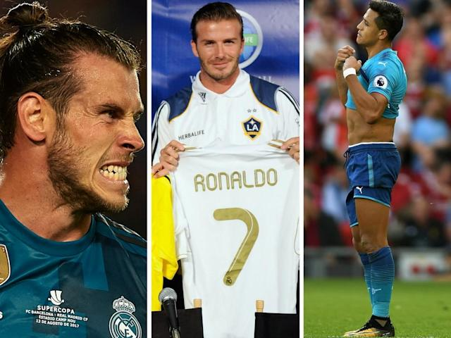 Bale, Beckham, Sanchez: Where will they pop up, who will they sign (for)?