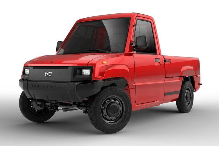 You can buy an electric pickup truck today if you're willing