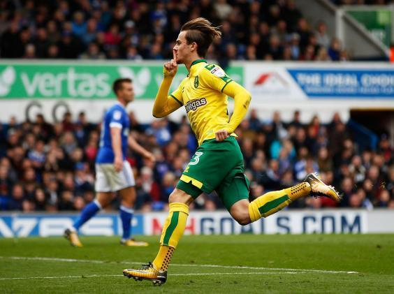 Leicester lead the race to sign Norwich's highly-rated James Maddison