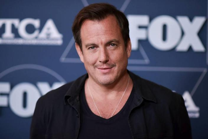 Will Arnett attends the FOX All Star party at the 2020 Winter TCA press tour on Tuesday, Jan. 7, 2020, in Pasadena, Calif. (Photo by Richard Shotwell/Invision/AP)