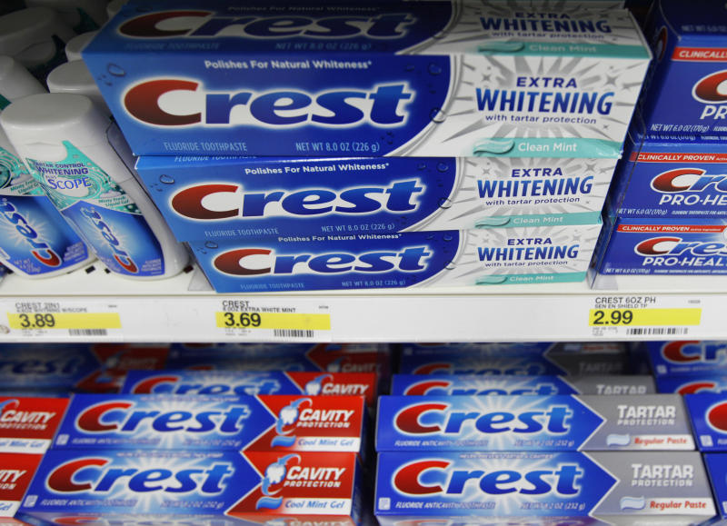 Procter & Gamble 4th quarter up on snack sale