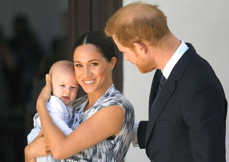 Archie, Meghan Markle and Prince Harry | PA Wire/PA Images