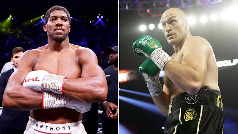 Fight fans would love a heavyweight unification bout between Anthony Joshua and Tyson Fury.