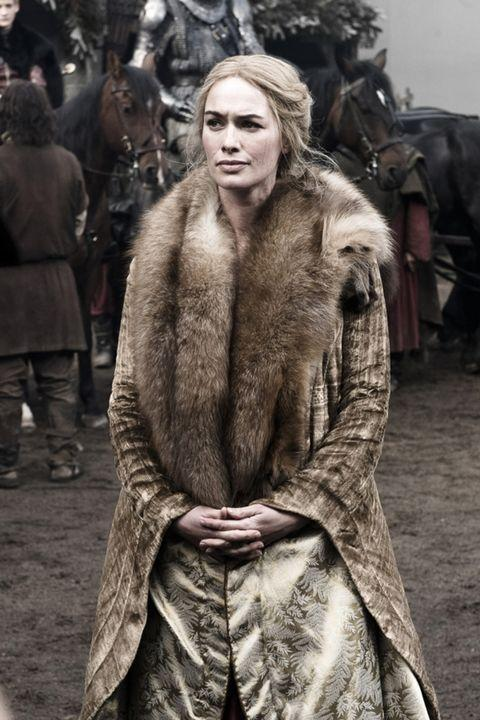 <p>We all had no idea just how wild Cersei's story would get. It wouldn't take long before the incest seemed like a very minor part of her history. </p>
