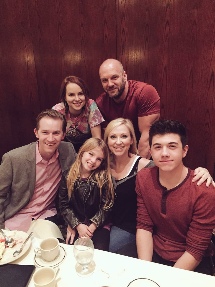 "<p>Well, <em>almost</em> the entire family. Logan Moreau and Luke Baird, who shared the role of the youngest Duncan sibling, Toby, over the years (Luke played Toby in 2012, then Logan stepped in from 2013-2014) weren't present.</p><p>""Family! No matter what!"" Leigh-Allyn Baker <a href=""https://twitter.com/L_A_Baker/status/696374525445804032"" rel=""nofollow noopener"" target=""_blank"" data-ylk=""slk:tweeted in 2016"" class=""link rapid-noclick-resp"">tweeted in 2016</a>. Now we just need an official TV reunion!</p><p>Members of the cast semi-regularly met up, thankfully documenting their <a href=""https://www.instagram.com/p/BllK30fFdlC/"" rel=""nofollow noopener"" target=""_blank"" data-ylk=""slk:mini-reunions"" class=""link rapid-noclick-resp"">mini-reunions</a> <a href=""https://www.seventeen.com/celebrity/movies-tv/reviews/a26301/good-luck-charlie-cast-reunion/"" rel=""nofollow noopener"" target=""_blank"" data-ylk=""slk:on social media"" class=""link rapid-noclick-resp"">on social media</a>.</p>"