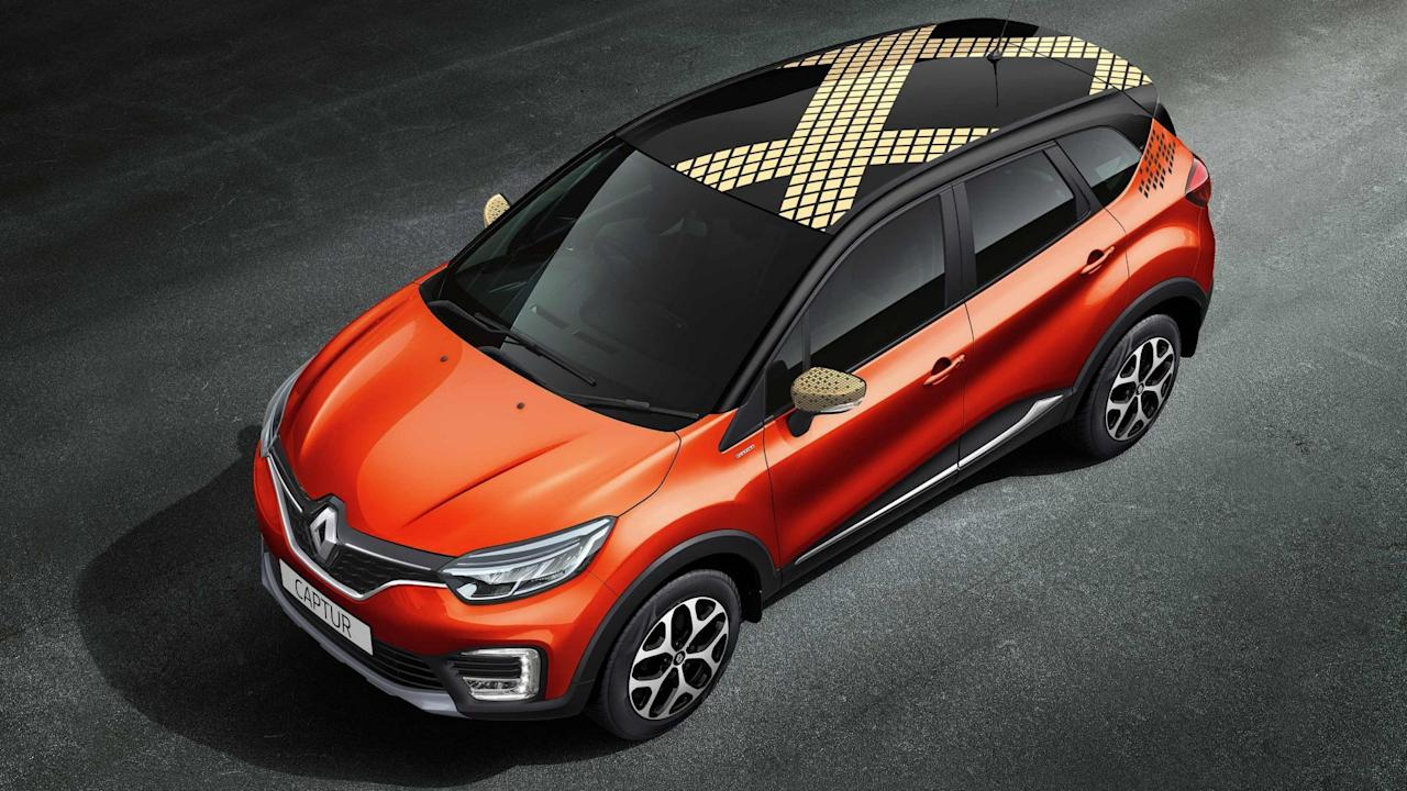 p renault captur expected date november 06 expected price