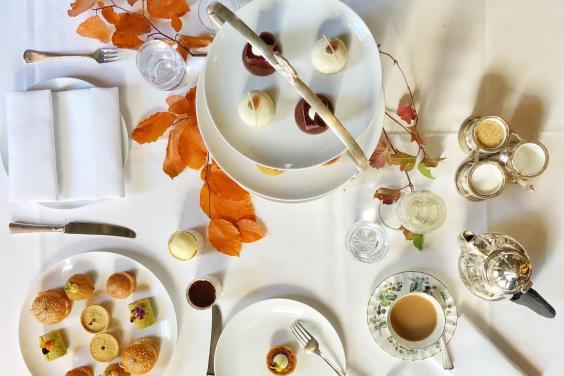 Tea-time traditional for real Londoners (The Lanesborough)