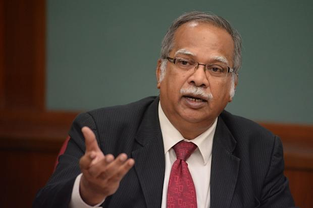 Penang Deputy Chief Minister II P. Ramasamy (pic) said the High Court had in February found the then Housing Minister had acted ultra vires to the Housing Development Act (Control and Licensing) 1966. — Picture by K.E.Ooi
