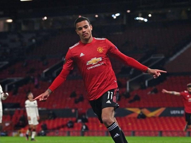<p>Man Utd are set to reach the Europa League final</p> (AFP via Getty Images)