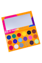 """<p>thecrayoncase.com</p><p><strong>$30.00</strong></p><p><a href=""""https://www.thecrayoncase.com/collections/palettes/products/box-of-crayons-palette"""" rel=""""nofollow noopener"""" target=""""_blank"""" data-ylk=""""slk:Shop Now"""" class=""""link rapid-noclick-resp"""">Shop Now</a></p><p>This palette is filled with 18 (!) shimmery and matte eyeshadows in the brightest of fun colors, from fire-red to fuchsia to bubblegum pink. You can use them for your day-to-day <a href=""""https://www.cosmopolitan.com/style-beauty/beauty/g31789565/summer-2020-makeup-trends/"""" rel=""""nofollow noopener"""" target=""""_blank"""" data-ylk=""""slk:summer makeup looks"""" class=""""link rapid-noclick-resp"""">summer makeup looks</a> or <strong>load them on with a damp makeup brush </strong>(it creates a more opaque pigment) for your Halloween makeup looks.</p>"""