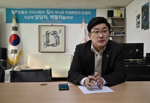Ro Hui-chang supervised workers in the Middle East and Russia for nearly a decade before fleeing to South Korea