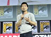 """<p>Production on the Simu Liu-led Marvel film was temporarily suspended when <a href=""""https://variety.com/2020/film/news/marvel-halts-shang-chi-director-self-isolating-1203531975/"""" class=""""link rapid-noclick-resp"""" rel=""""nofollow noopener"""" target=""""_blank"""" data-ylk=""""slk:director Destin Daniel Cretton self-isolated"""">director Destin Daniel Cretton self-isolated</a> after potentially being exposed to people with the coronavirus. However, on March 13, Disney halted filming, leaving production indefinitely on hiatus. <strong>Shang-Chi and the Legend of the Ten Rings</strong> now has a release date of Sept. 3, 2021.</p>"""