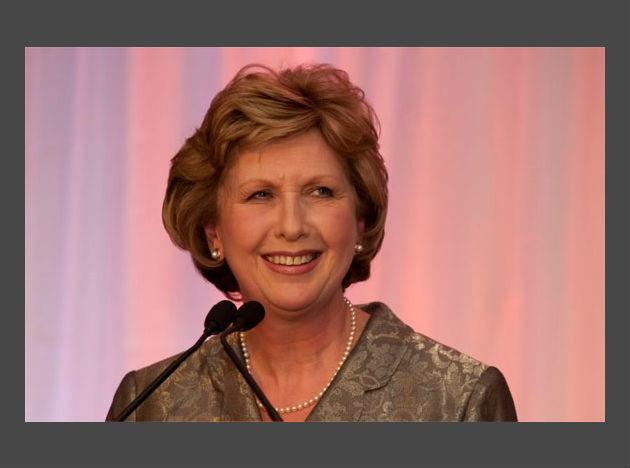 <strong>Mary McAleese</strong><br /><br />Mary McAleese can be considered to be the perfect role-model and a benchmark for aspiring politicians, men and women alike! The president of Ireland, McAleese is known to spearhead Ireland towards economic and social prosperity. All thanks to her reign from 1997 till 2011, Ireland has been shaped into one of the fastest-growing economic countries in the world! Her influence over the masses was so high, that she did not see any opposition during re-elections. Now that's what we call winning the crowd!