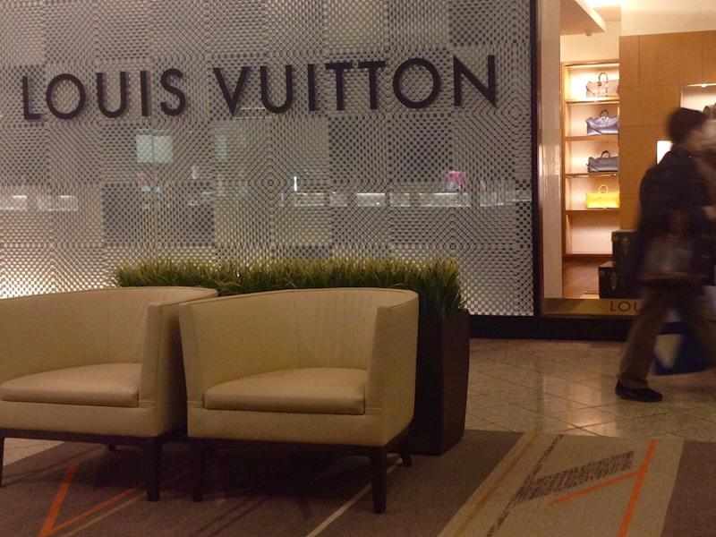Louis Vuitton Laden