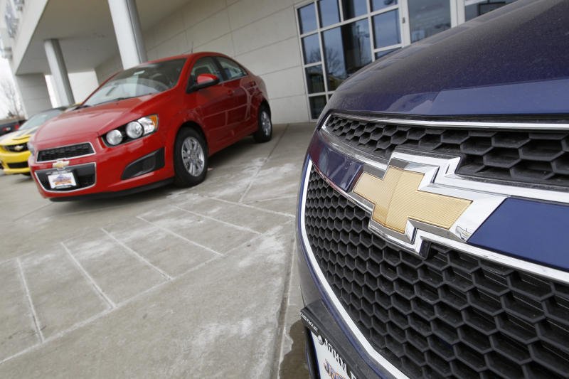 2 years after IPO, GM is piling up cash