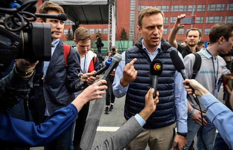 Russian opposition leader Alexei Navalny, a fierce Kremlin critic, has urged Russians to protest on September 9 when several Russian regions and Moscow elect regional and local officials
