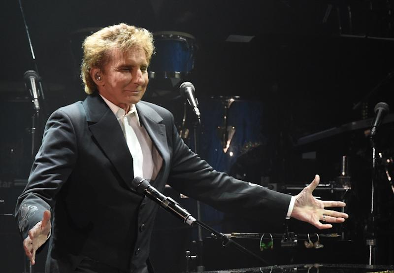 """""""I thought I would be disappointing them if they knew I was gay. So I never did anything,"""" said singer Barry Manilow n an interview with People magazine"""