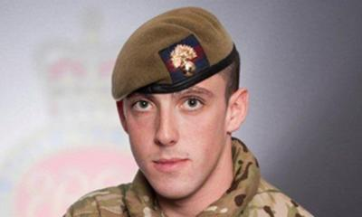 Tributes Paid To Soldier Killed In Helmand